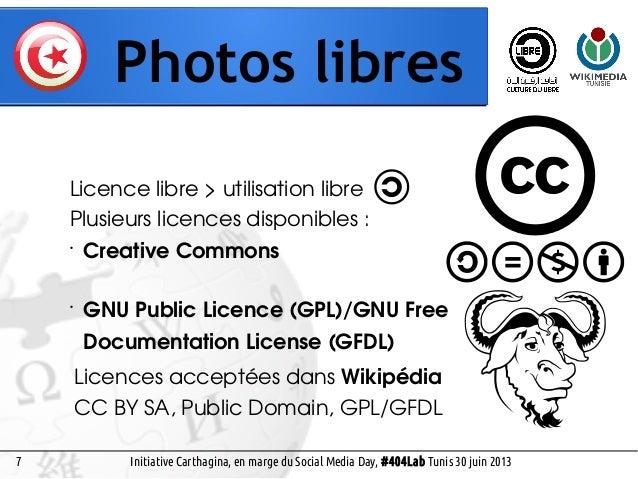 6 Photos libres Social Media Day, #404Lab Tunis 30 juin 2013 Licence libre > utilisation libre Plusieurs licences disponib...