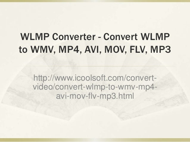 Part 1. How to Save or Export .wlmp as WMV or MP4 in Windows Movie Maker