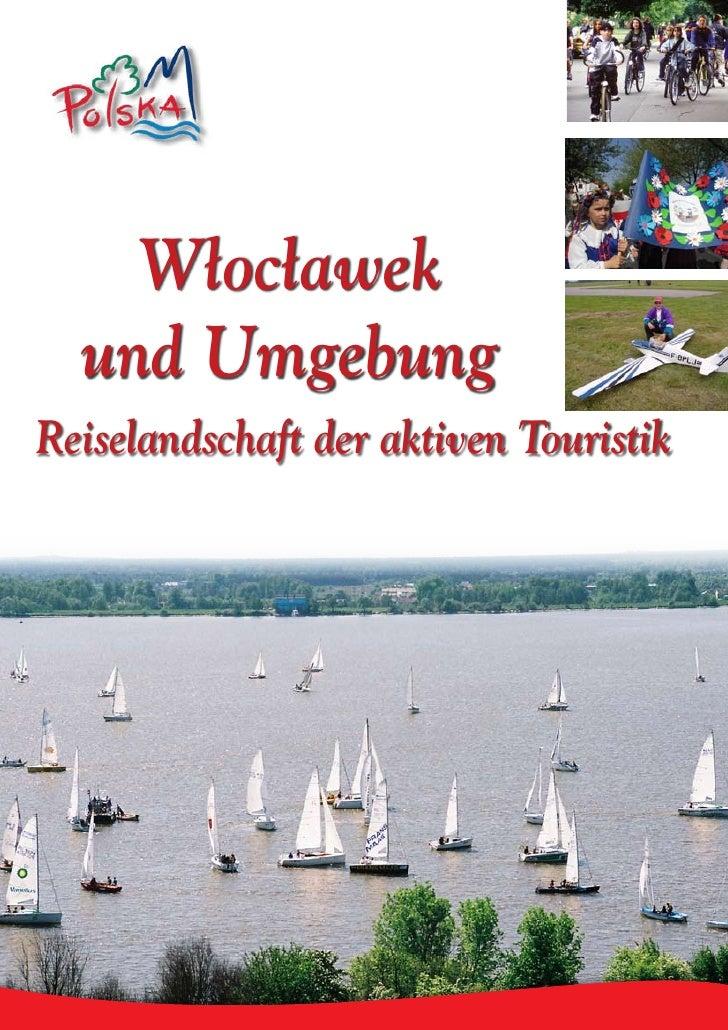 Włocławek   und Umgebung Reiselandschaft der aktiven Touristik