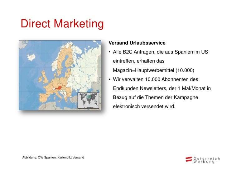 Direct Marketing                                            Versand Urlaubsservice                                        ...