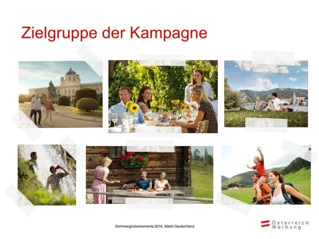 Rückblick Sommerglücksmomente 2013* • Print: ca. 11,2 Mio. Reichweite • E-Marketing: ca. 1,5 Mrd. Werbemittel- einblendung...