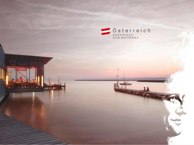 Sommerglücksmomente. Ankommen und aufleben. Die weltweite Marketingkampagne der Österreich Werbung in Italien 2014 Denise....