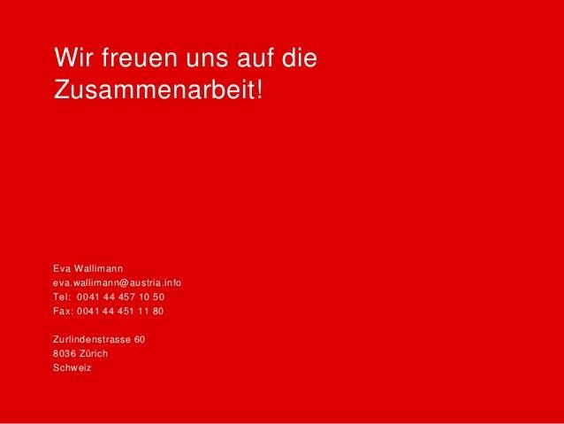 ÖW Marketingkampagne Sommer 2014 Schweiz