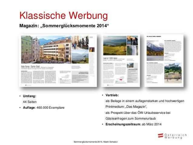 Klassische Werbung Kooperationsanzeige Kooperationsanzeige mit allen Gold-Partnern in einer renommierten Schweizer Zeitung...
