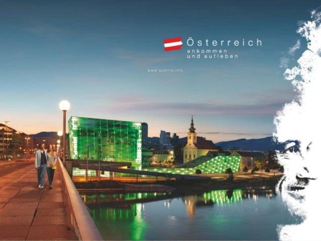 Kurz mal Österreich Die wichtigsten Informationen auf einen Blick. Das Marktpaket der Österreich Werbung in Deutschland 20...