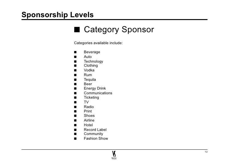 Wmc 2009 Sponsor Deck