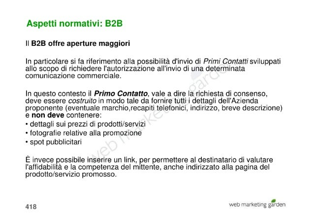Corso completo di web marketing (1108 slides), di Roberto Ghislandi con contributi di Massimo Carraro e Sean Carlos (SEO).