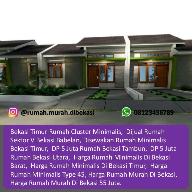 0878 8293 1155tlpwa Model Rumah Minimalis Rumah Dijual