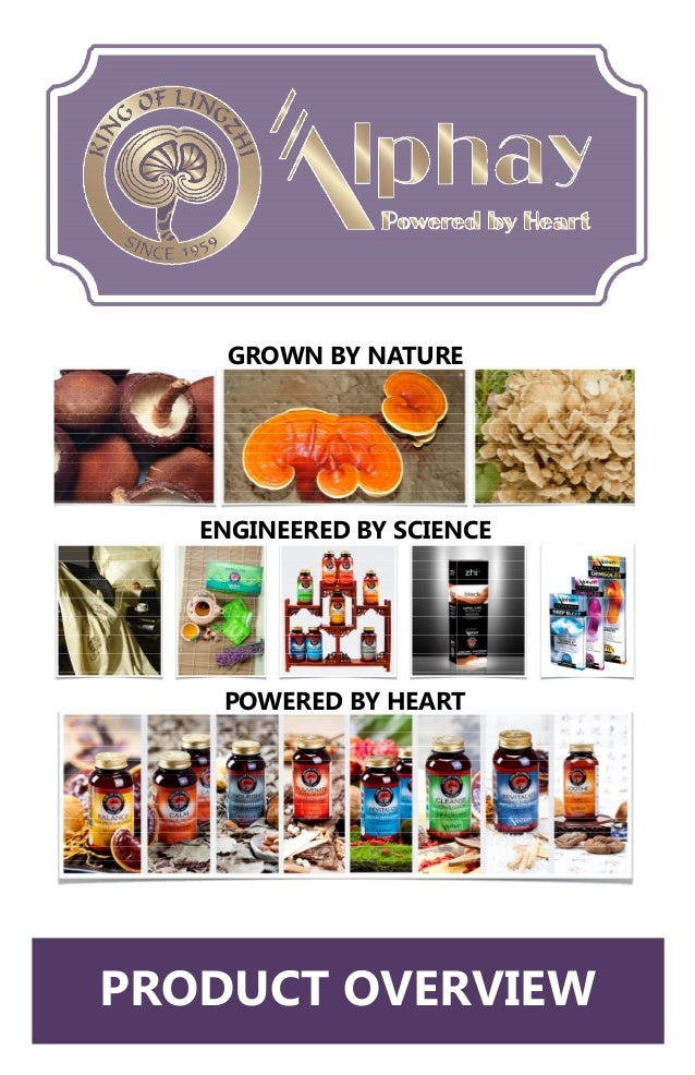 GROWN BY NATURE  ENGINEERED BY SCIENCE  POWERED BY HEART  PRODUCT OVERVIEW