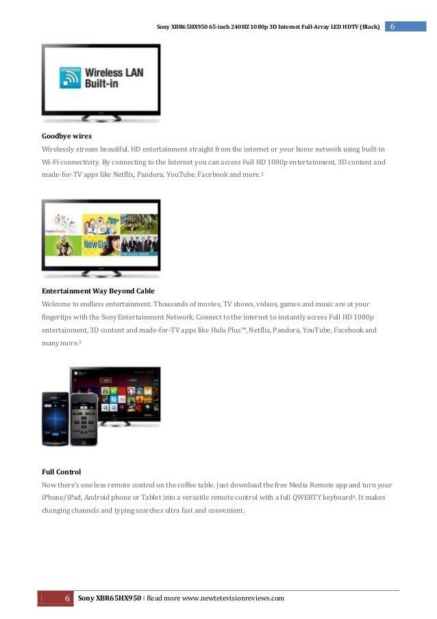 Sony Tv Ipad Remote App