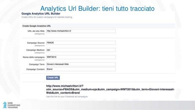 Https Www Facebook Com Business Google Analytics Build Your Url