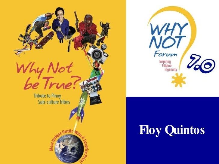 Floy Quintos