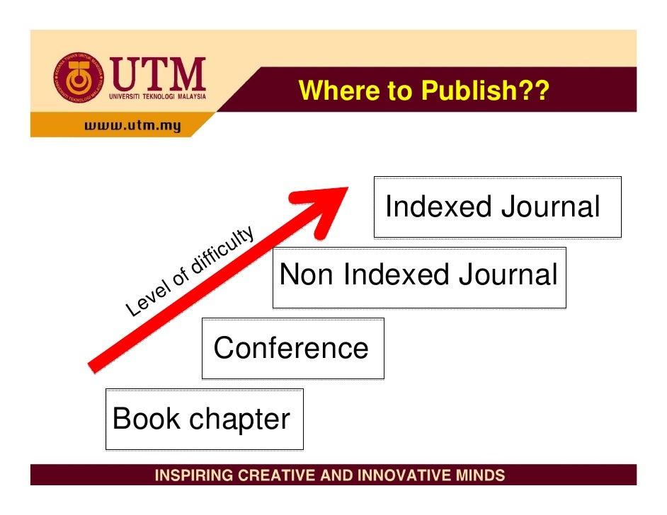 WRITING & PUBLISHING IN HIGH IMPACT JOURNAL 2nd Mechanical Engineering Slide 3