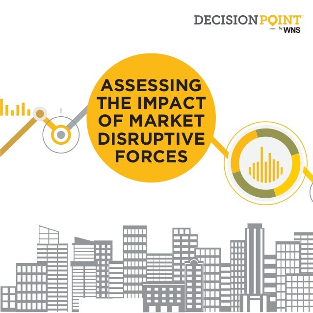 ASSESSING THE IMPACT OF MARKET DISRUPTIVE FORCES