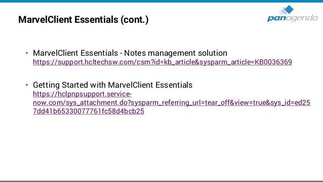 MarvelClient Essentials (cont.)