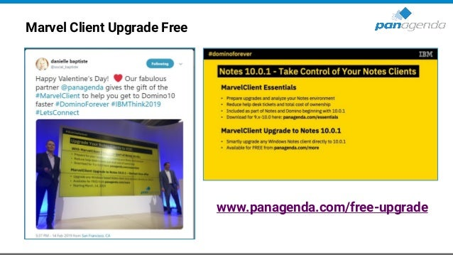 MarvelClient Upgrade Free (cont.)