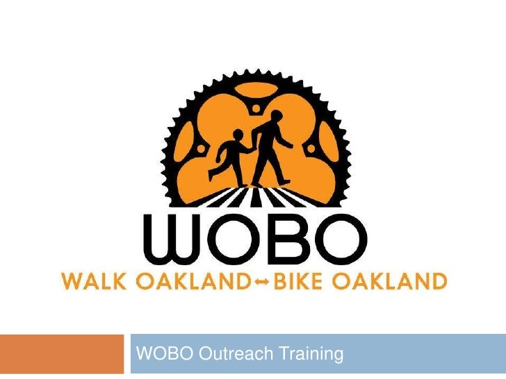 WOBO Outreach Training