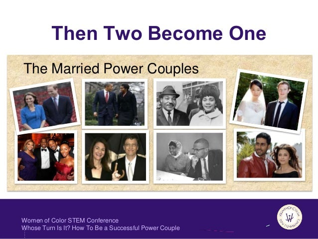 how to become a power couple