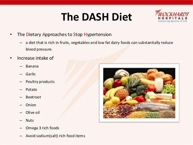 A DASH of salt to control High Blood Pressure (Asian Cuisine)