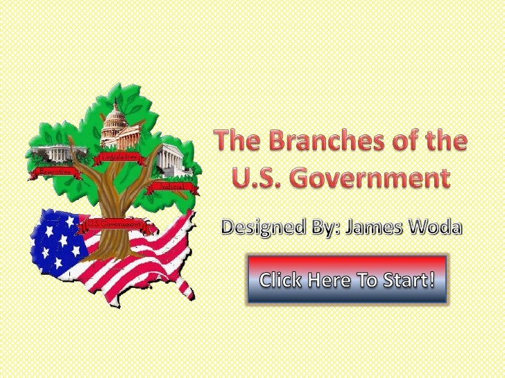 The U.S. federalgovernment is made up ofthree equal but differentparts.They are able to keep thebalance of power in asyste...