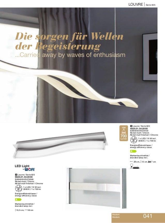 www wofi de awesome wofi zen led nickelmatt flammig with. Black Bedroom Furniture Sets. Home Design Ideas