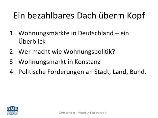 Wohnen in Konstanz Slide 2