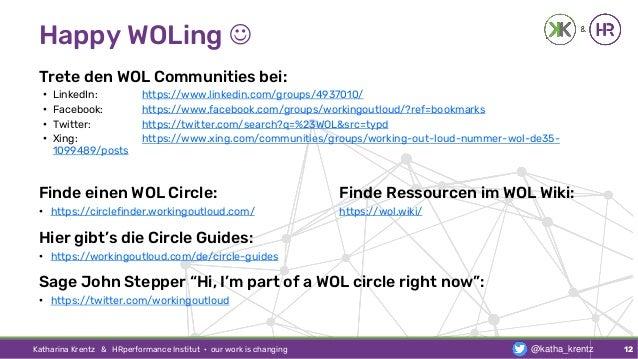 Happy WOLing ☺ Trete den WOL Communities bei: • LinkedIn: https://www.linkedin.com/groups/4937010/ • Facebook: https://www...