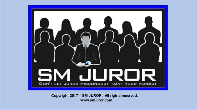When a juror voices that she feels threatened by a staring audience member and is not discharged, does a party suffer prejudice sufficient to grant a motion for mistrial? Slide 3
