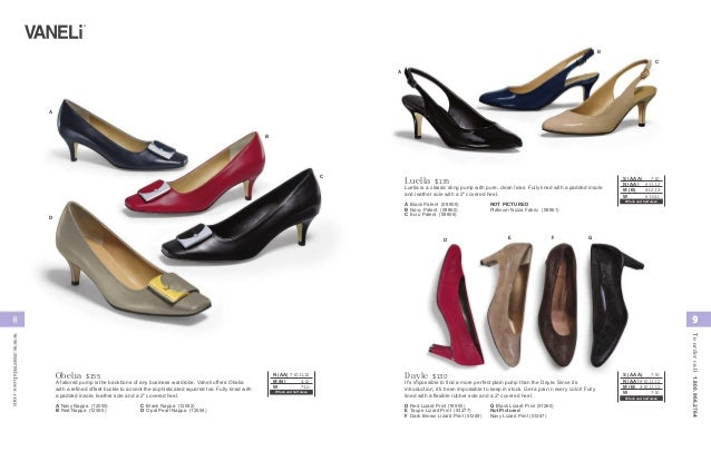 Wolff Shoes Catalog