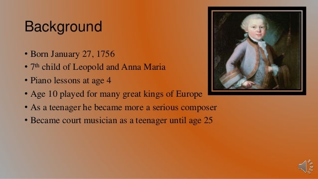 Who Was Wolfgang Amadeus Mozart Who Was