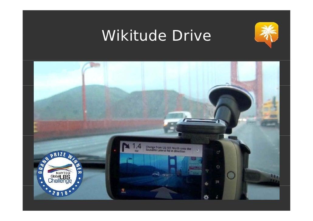 Wikitude Drive