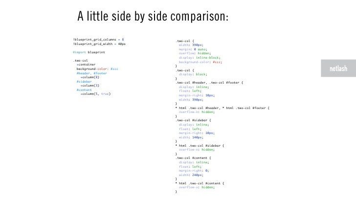 Better css with compasssass 45 malvernweather Images