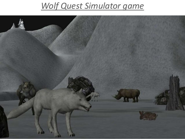 Wolf Quest Simulator game