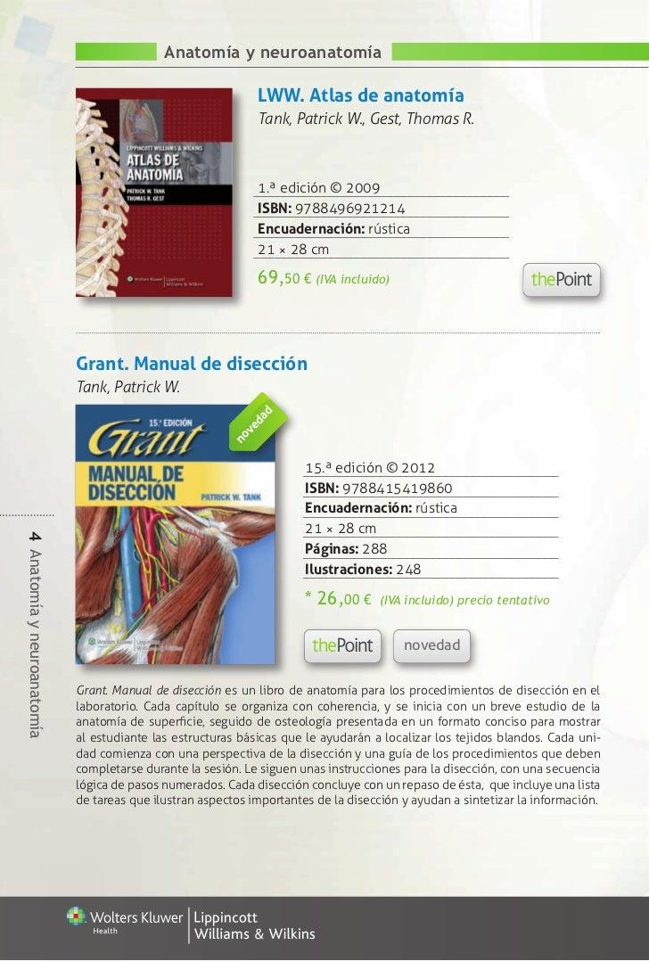 Catálogo de texto Wolters Kluwer Health-Lippincott Williams & Wilkins
