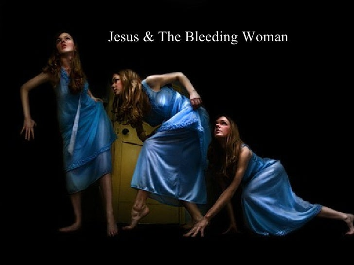 Jesus & The Bleeding Woman