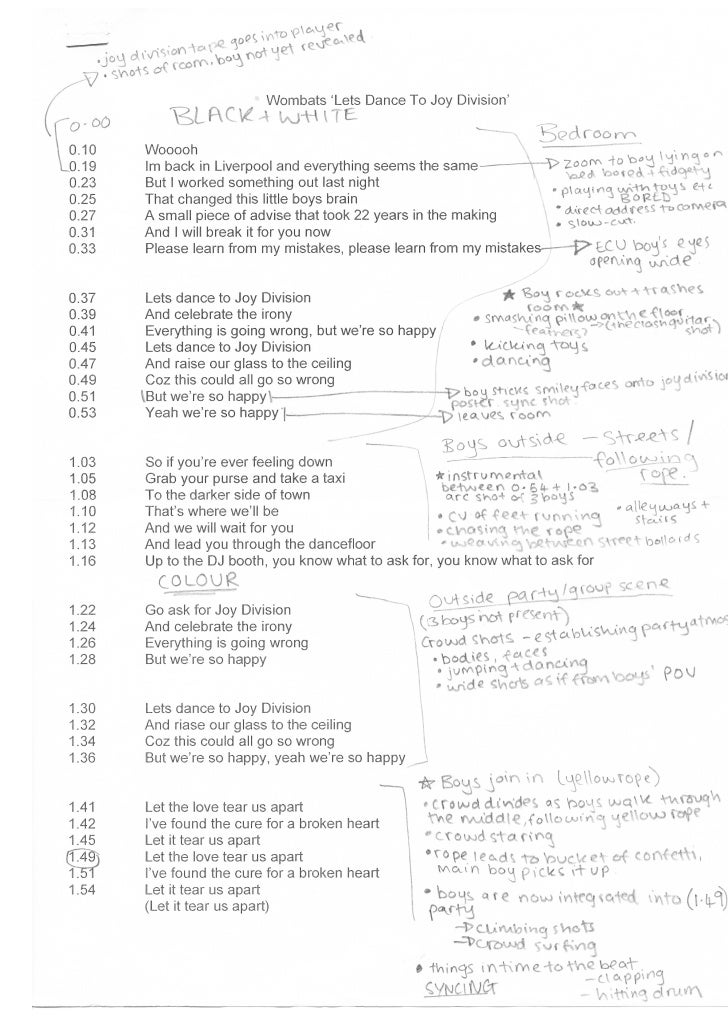 Wombats lyrics with_shot_guide copy