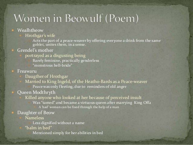 beowulf compare and contrast essays One significant difference between the two works is that the original beowulf,  being an anglo-saxon poetic legend, relies heavily on form and meter in order to .