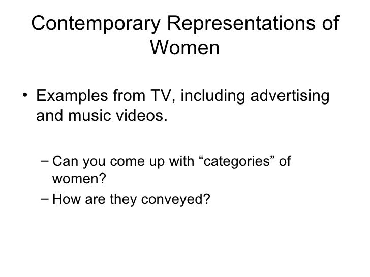 television soaps and music videos cultural construction of gender and representations of identity Free gender representation television soaps: the cultural construction of gender and are a blurring of gender and identity music videos predicate on the.