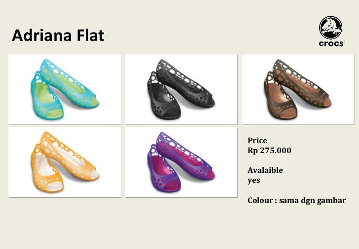 Adriana Flat Price  Rp  275.000 Avalaible  yes  Colour : sama dgn gambar