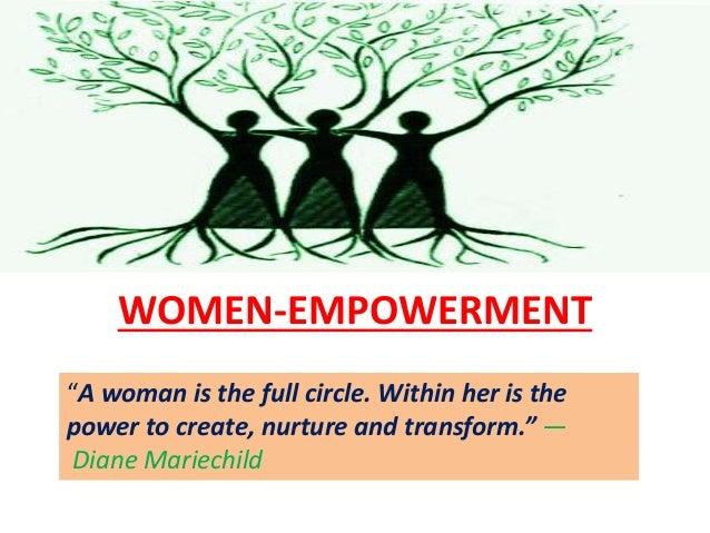 Women impowerment in india
