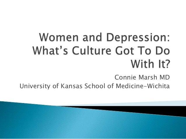 Connie Marsh MDUniversity of Kansas School of Medicine-Wichita