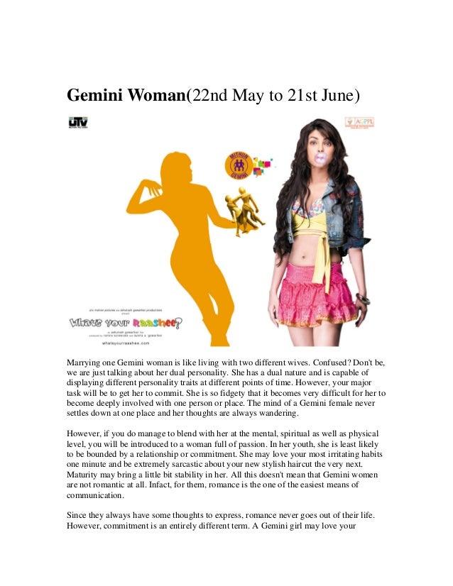 How To Keep A Gemini Woman Happy
