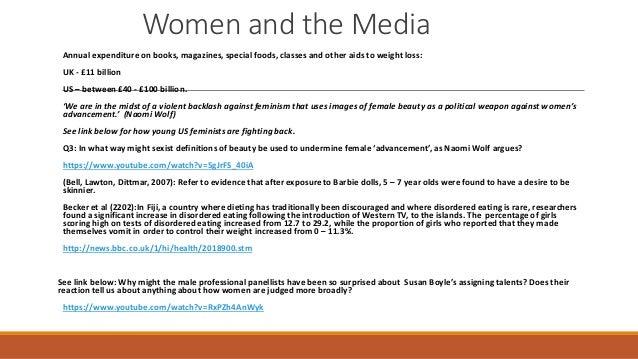 Women And Themedia2015