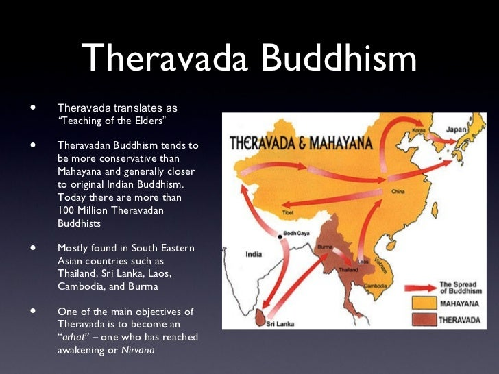 an overview of the theravadan buddhism An overview of the buddha-dharma, sometimes known as buddhism, often confused with buddhianity cassiel c macavity version 07 greetings    yes, this paper has a version number, and as this introduction is being written, the version number is at 03.