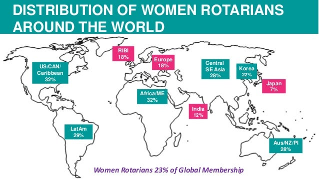 Strategies for Advancing Women in Rotary Leadership