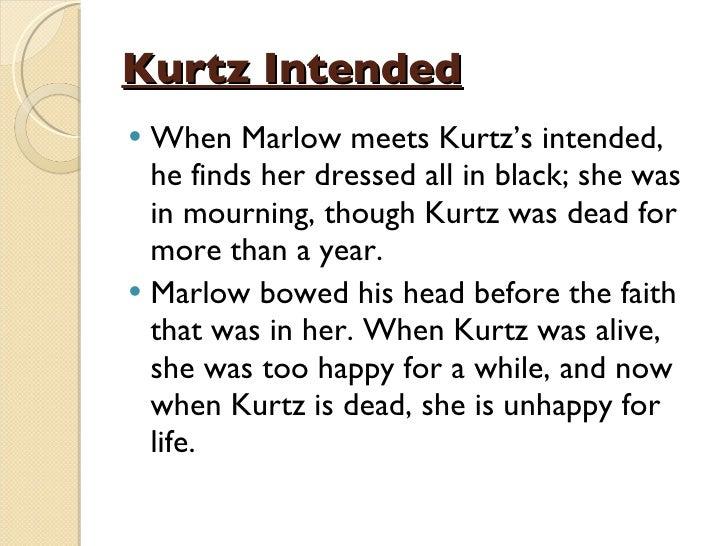 characterization of kurtz from heart of darkness