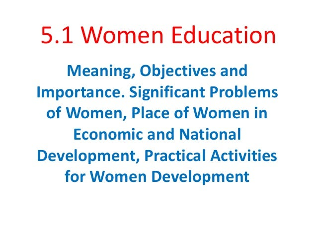 women education This paper examines whether education empowers women we exploit an  exogenous variation in education induced by a longer school year in indonesia  in.