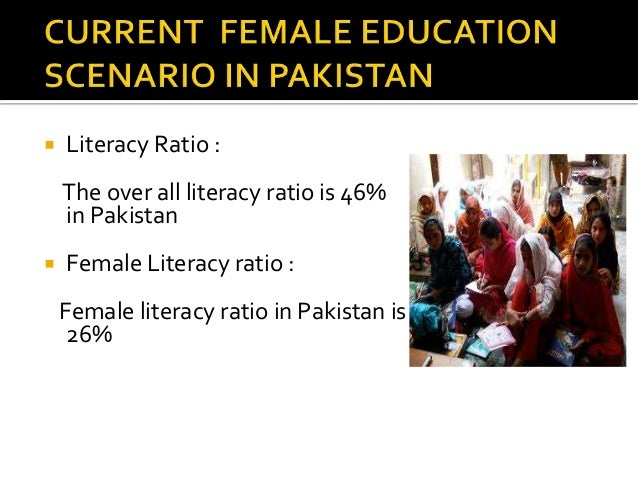 Education for women in pakistan essay