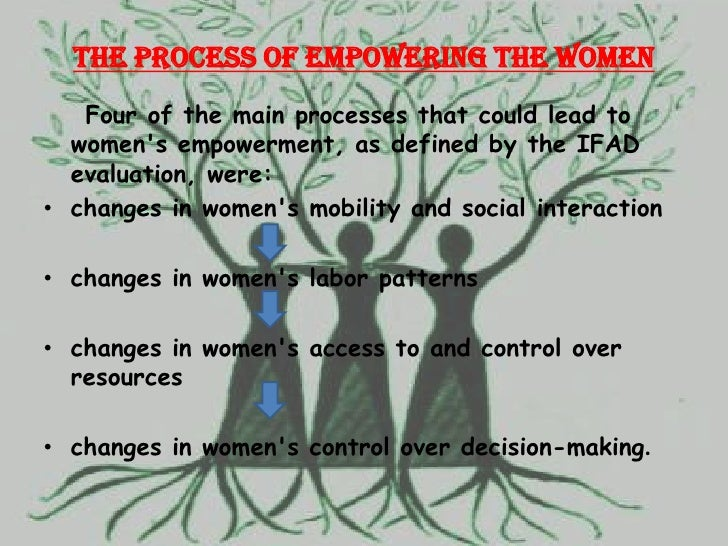 sense of empowerment essay Women empowerment essay: it means emancipation of women from the grips of societal, economic, political, caste and gender-based discrimination it does not imply 'women' instead it signifies replacing patriarchy with parity.