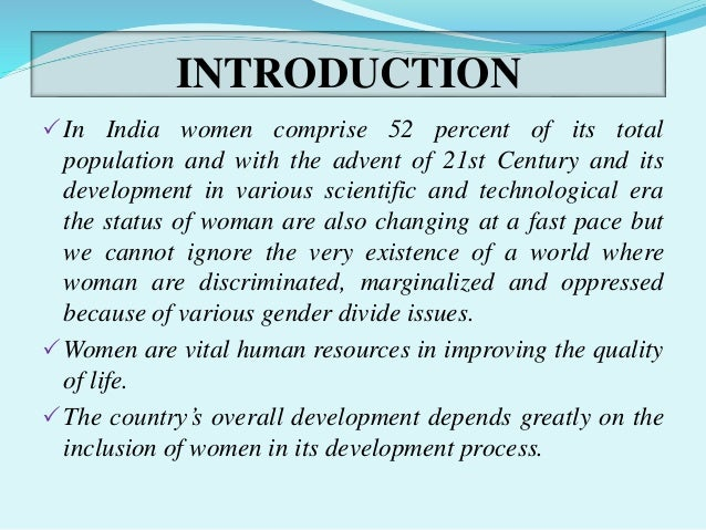 education and womens social roles essay Peducation and the kikuyu of kenya the contribution of women to a society inasmuch as women the world over are the primary woman's role in social change.